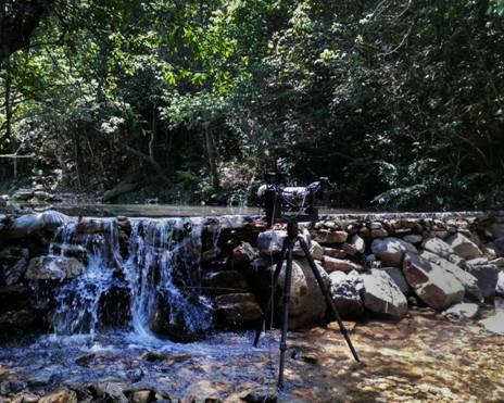 U100智能摄影手试用案例—南岭国家森林公园