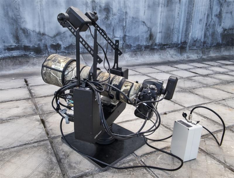 无线智能摄影器材遥控拍摄的相关知识