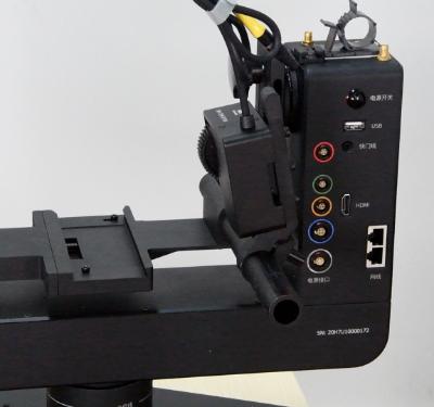 第4步 镜头变焦调节器的安装