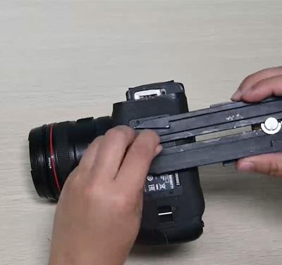 第1节 佳能短焦镜头的安装