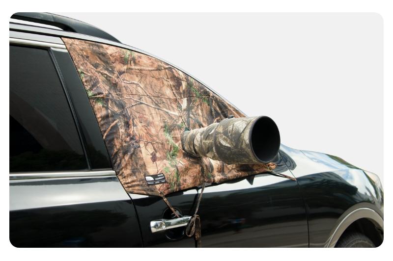 汽车拍摄隐身窗帘(单个装)