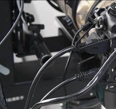 第5节 相机USB线、HDMI线防松动方法